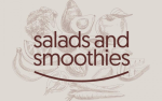 Salads and Smoothies logo